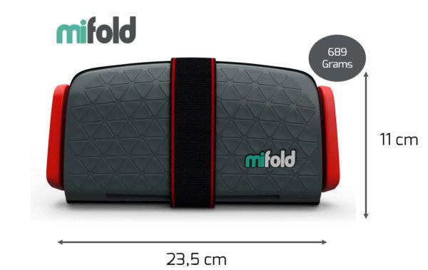 mifold est compacte et léger