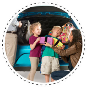mifold est parfait pour assure la sécurité de vos enfants en voyage